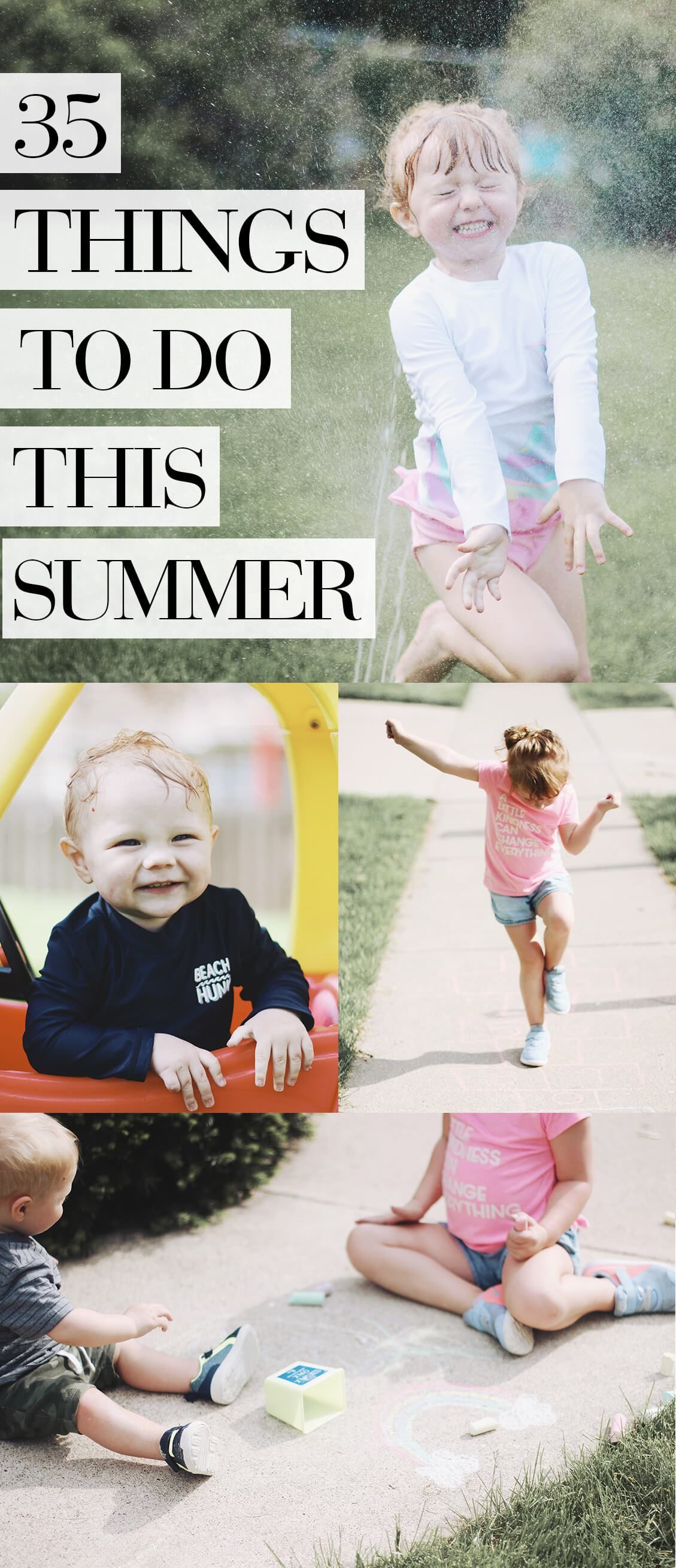 35 fun things to do with your kids this summer happily