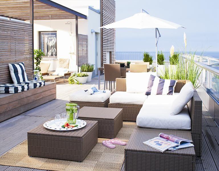 balkon dekorieren dakterras dachterrassenga 1 4 nstig einrichtenbalkon mabelinnenhoftraumhausmaritimpflegedekorierengelassenheit gestalten ohne pflanzen