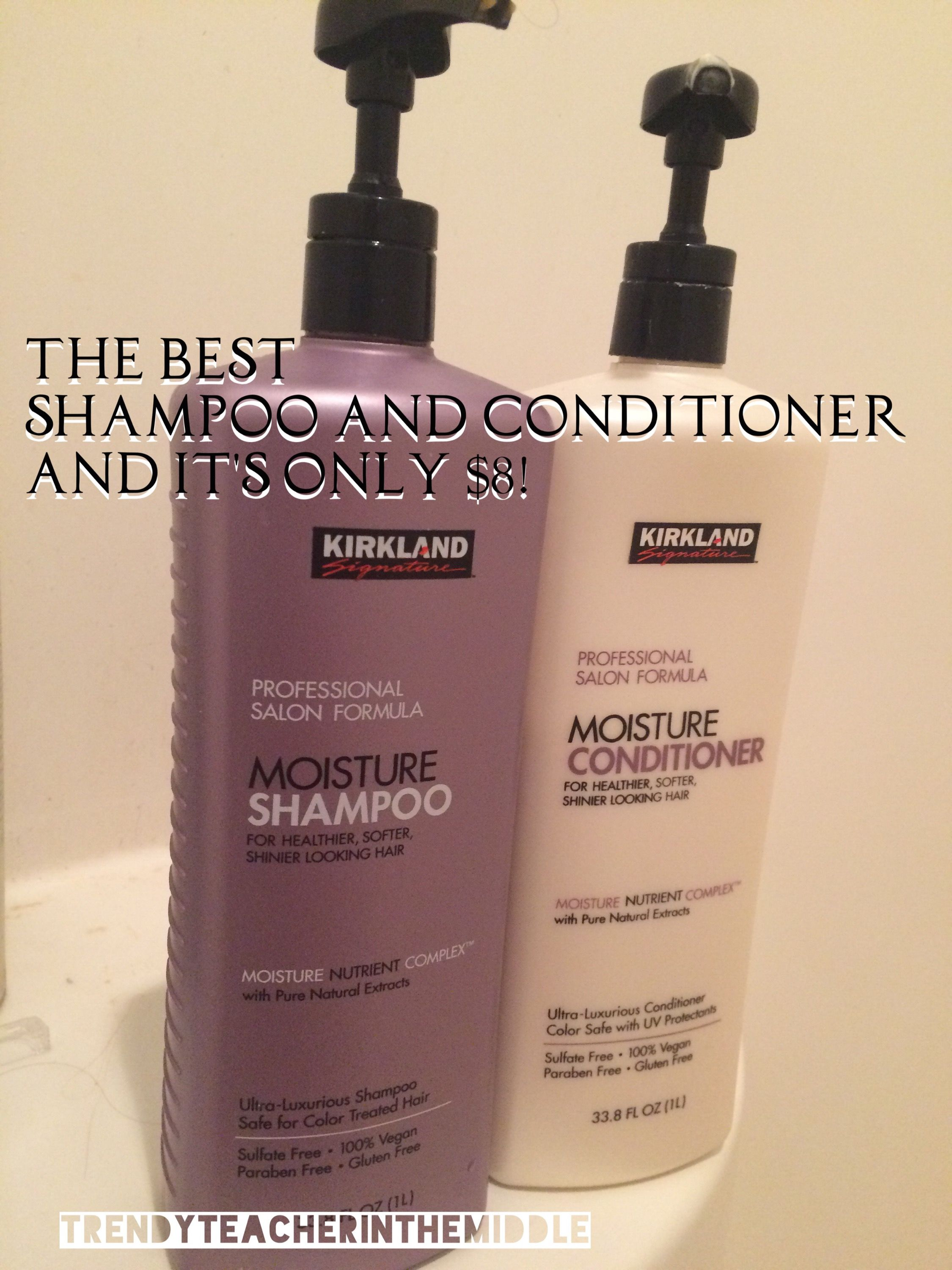 Kirkland shampoo conditioner from costco hair and for 88 kirkland salon