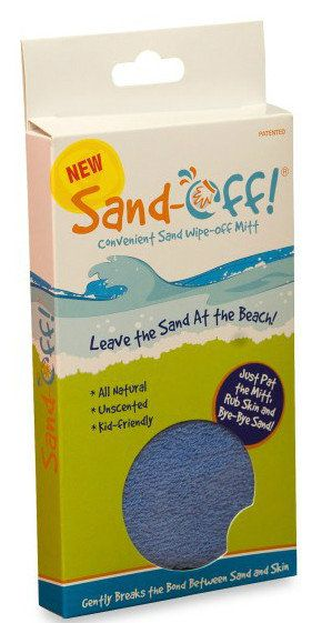 Bed Bath And Beyond Beach Towels Custom Cool Things To Bring To The Beach Sandoff Mitt From Bed Bath Inspiration