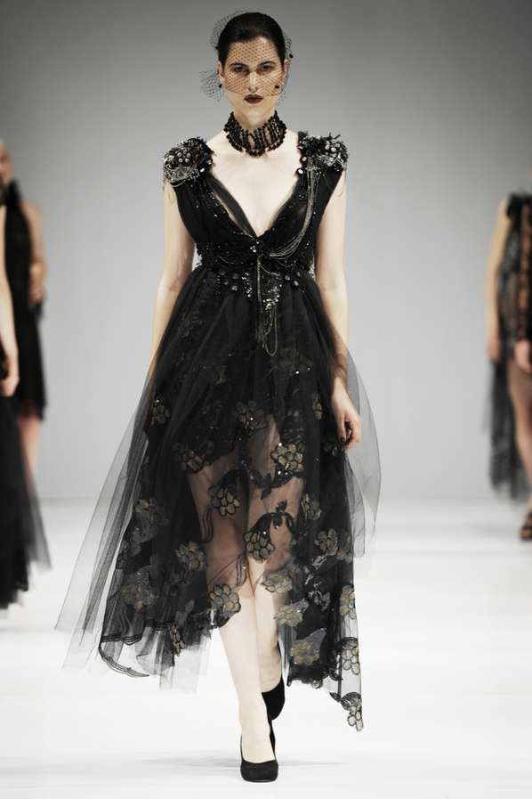 Trash Couture Spring 2012