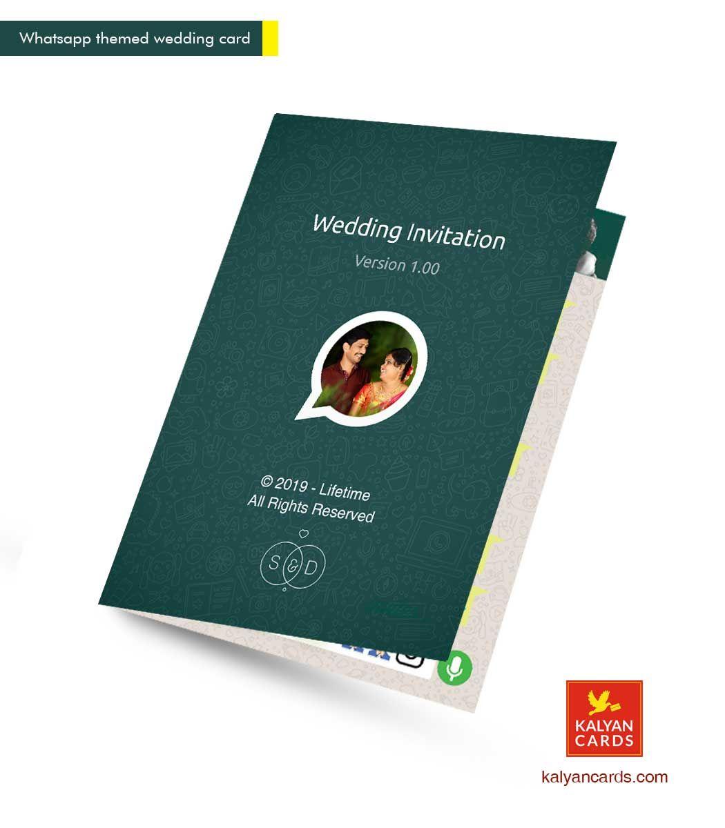 Whatsapp Wedding Invitation Cards Wedding Invitation Cards Online Wedding Invitation Cards Wedding Cards