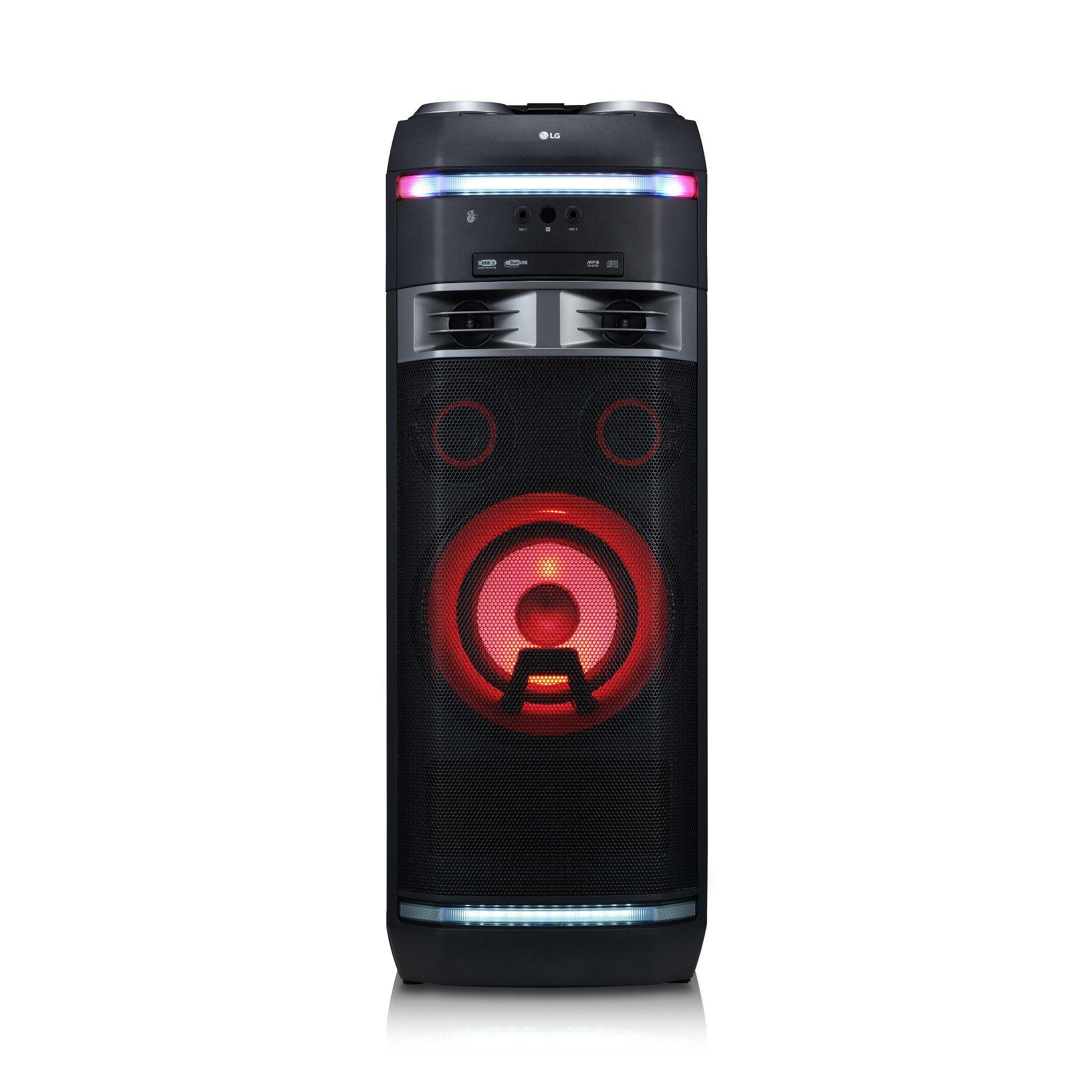 LG OK75 1000W Entertainment System w/ Karaoke & DJ Effects