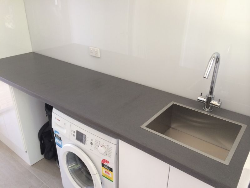 Pin On Polished Concrete Laundry Benchtops