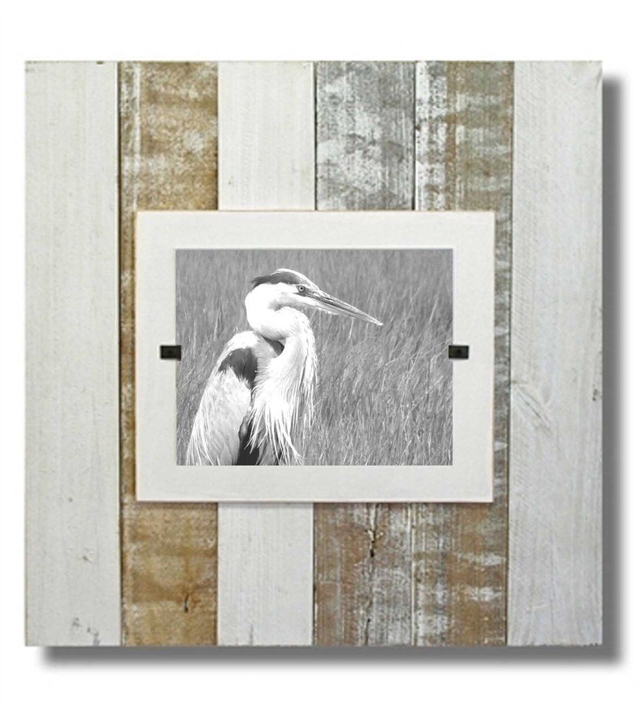 Reclaimed Wood Frame White Wash 22 X 22 Reclaimed Wood Picture Frames Picture On Wood Wood Picture Frames