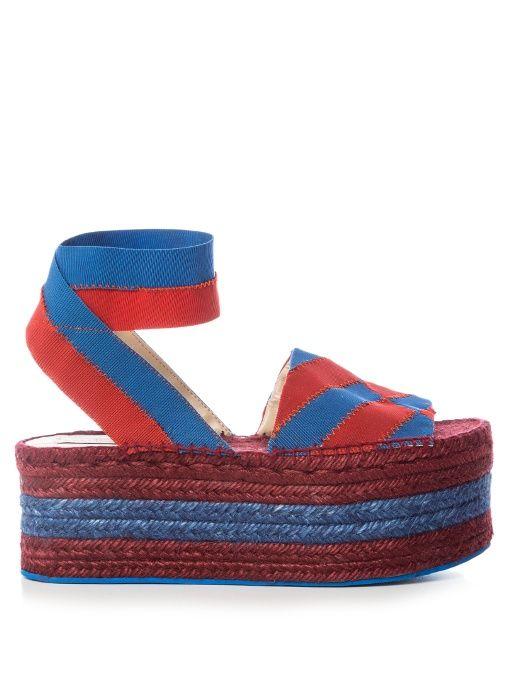 Espadrille sandals Stella McCartney VApBOcmAS