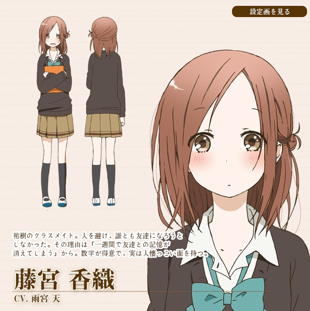 isshuukan friends personajes - Buscar con Google