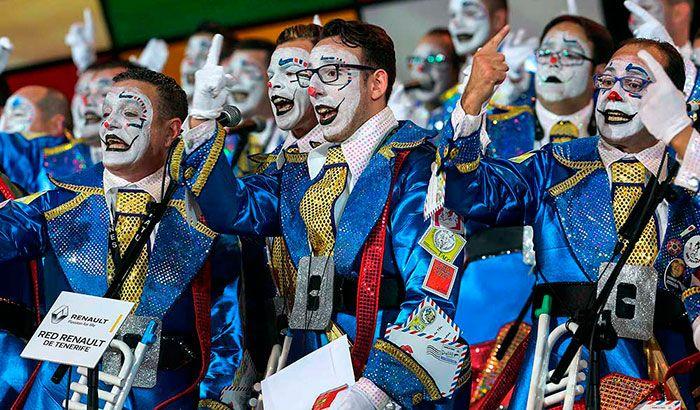 Grupo Mascarada Carnaval: ¿Final a ocho murgas, pero a una canción?
