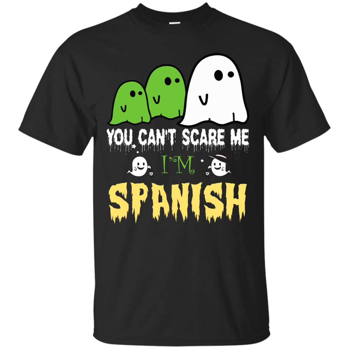 #tshirt #shirt http://99promocode.com/products/halloween-you-cant-scare-me-im-spanish #Mens #womens #fashion