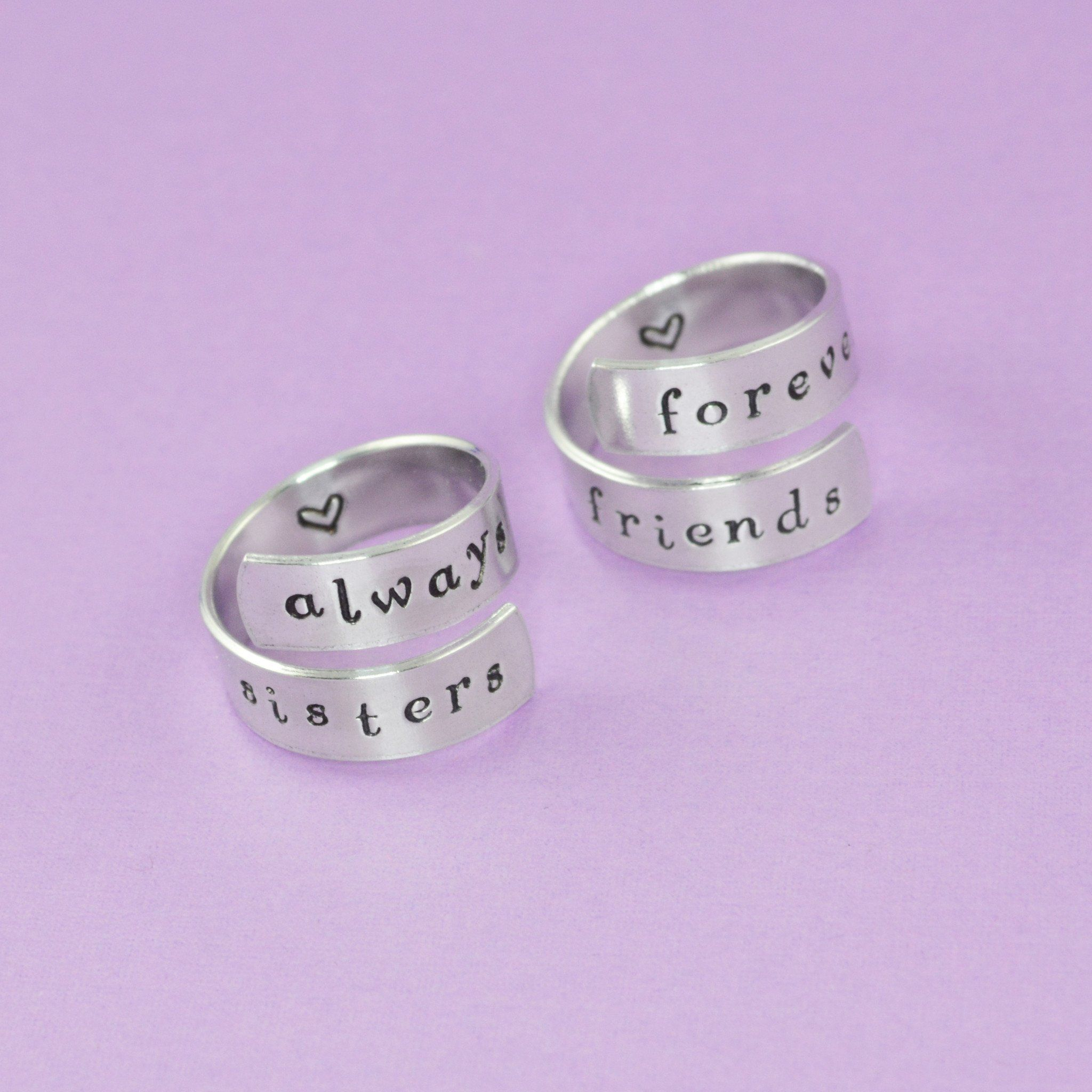 rings of walmart silver sterling fashion fresh sister