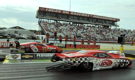 Motor N News Smith Races To Pro Mod Victory At Chevrolet