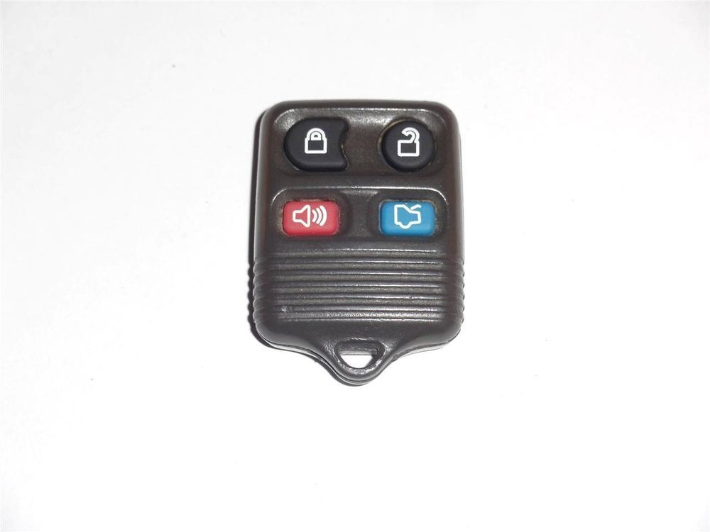 Ford Lincoln Mercury Keyless Entry Remote Fob 4 Button
