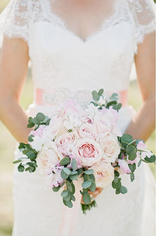 american express card where is the security code  Blush Pink And Sage Green Wedding Flowers - Bouquets ...