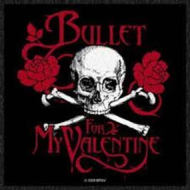 Bullet For My Valentine Bullet For My Valentine Music Artwork Metalcore