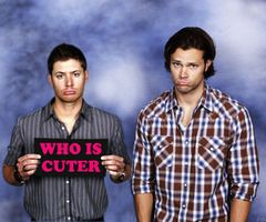 Supernatural-for 2 very handsome reasons lol!