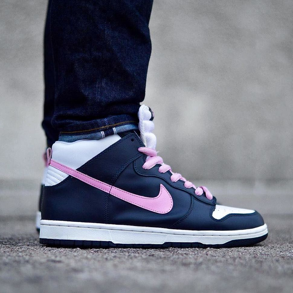 low priced ee647 696c9 Nike Dunk High Pro SB