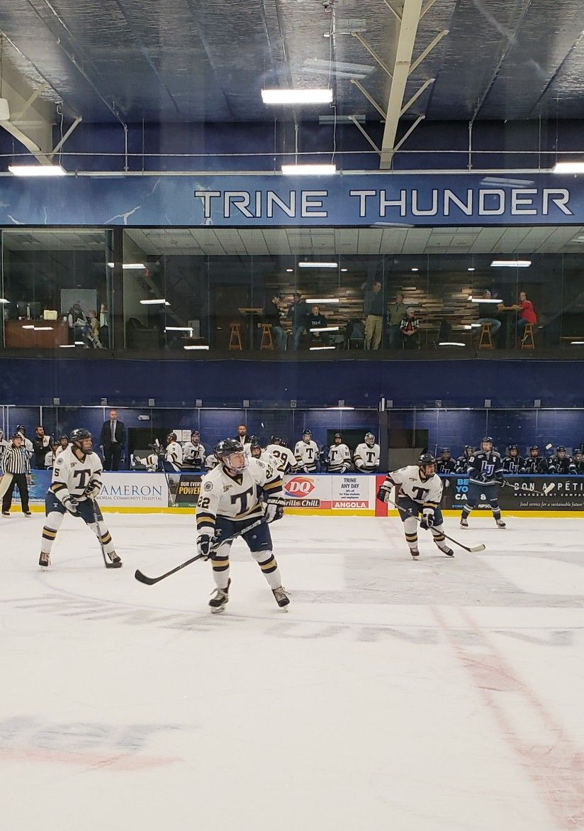 Thunder hockey game University events, Thunder, Hockey games