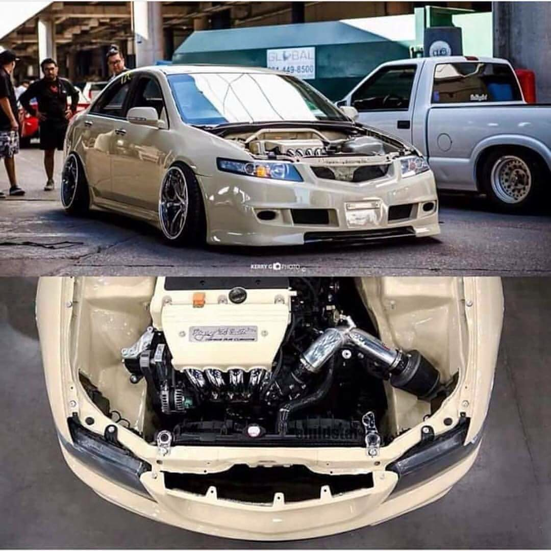 Honda Civic, Acura Tsx, Jdm Cars