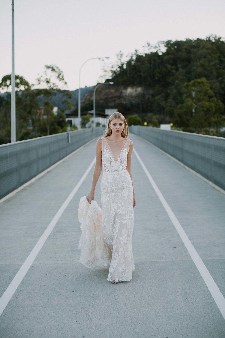 Stevie frieda pinterest gowns and weddings