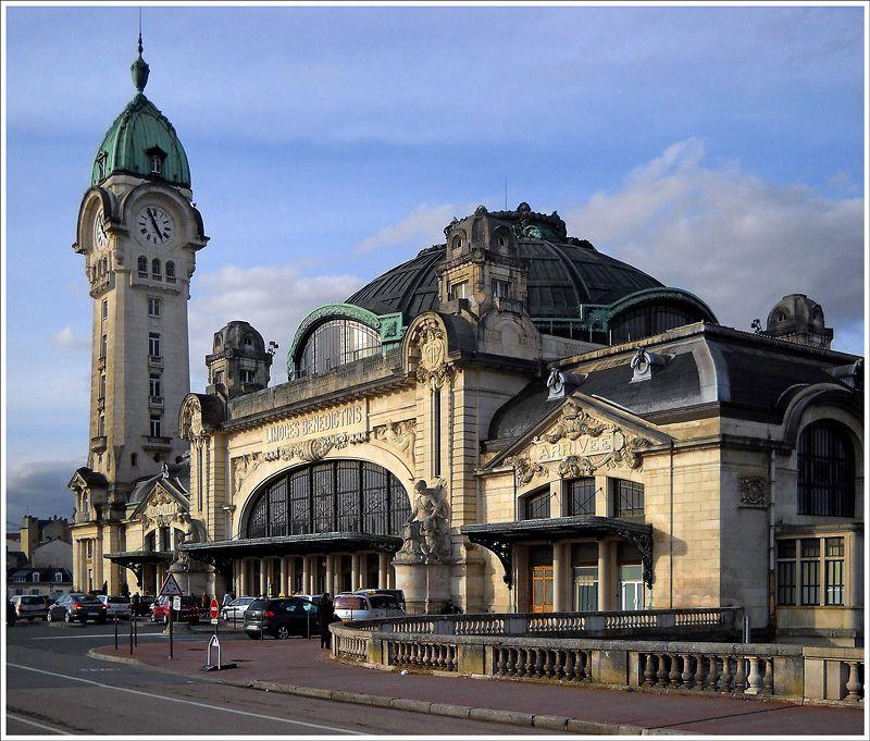 Train Limoges Bénédictins - Paris Austerlitz dès 15 ...