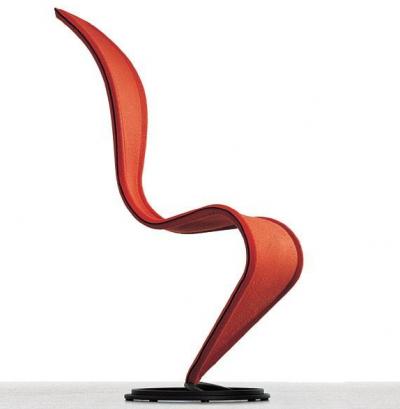 Tom Dixon  S-chair  Cappellini