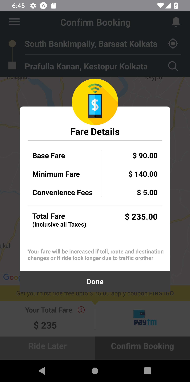 GrabCab React Native Taxi Booking Full App   Cars   Taxi