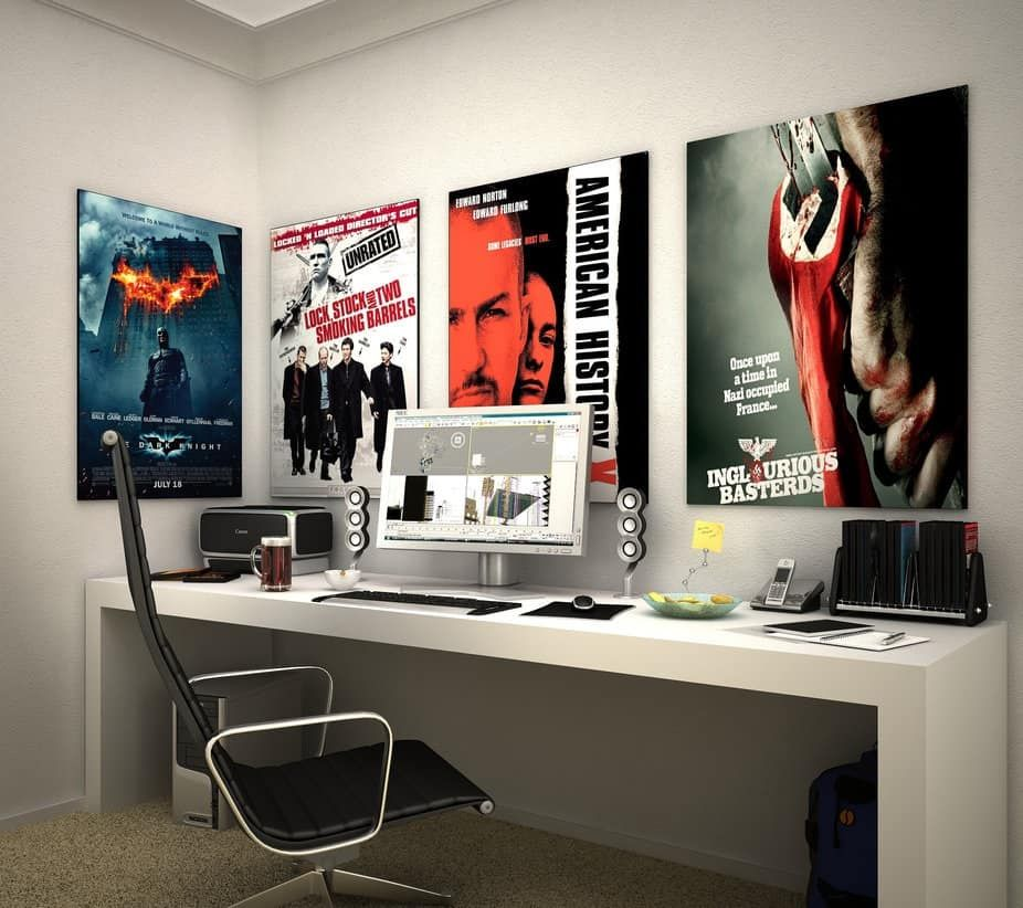 18 Brilliant Teenage Boys Room Designs Defined by Authenticity images