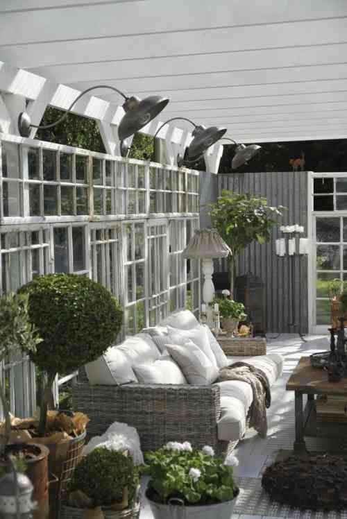 107 idées comment faire une terrasse extérieure moderne ...