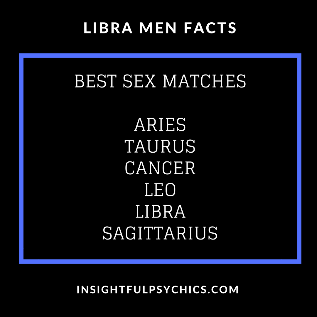 Sex with libra man from