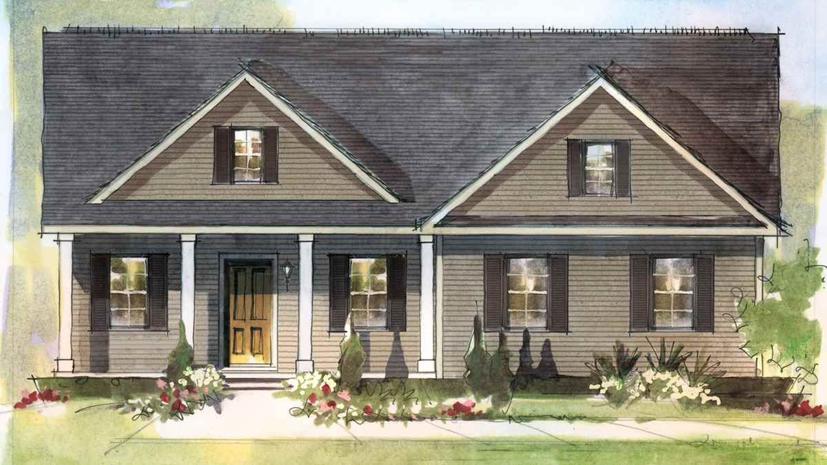 Abernathy Custom Home Builders Schumacher Homes In 2020 Custom Home Builders Home Builders House Styles