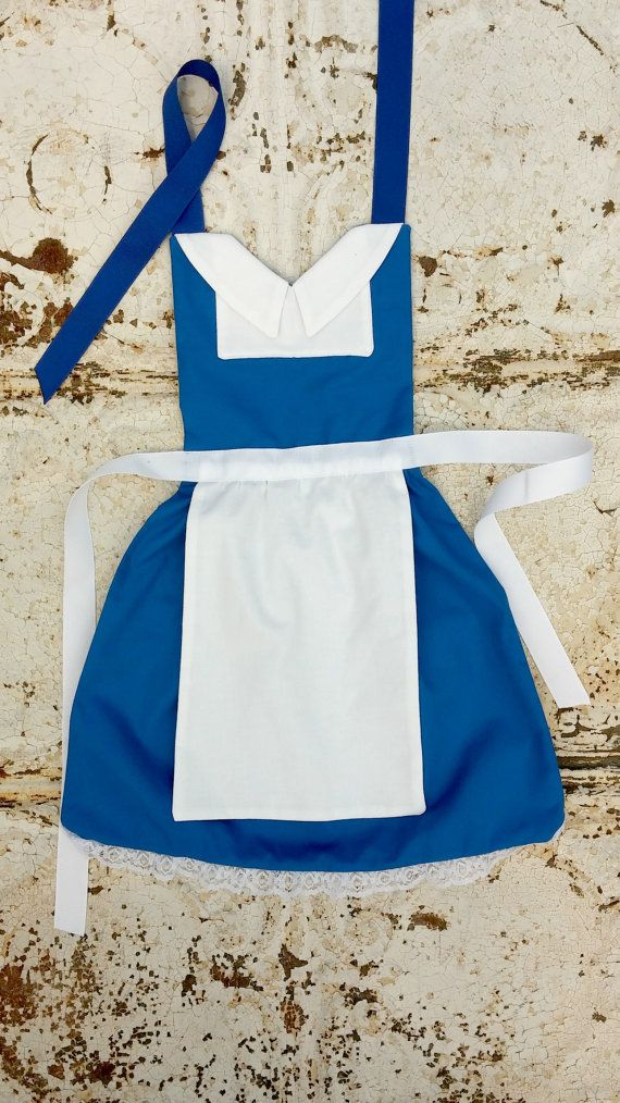 BELLE Beauty and the Beast Disney Princess inspired Child Costume ...