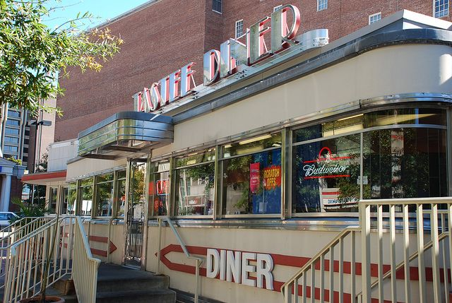 The Best Diners In The D C Area Best Diner Diner Travel Eating