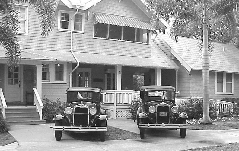 Ford Florida Estate Florida Home Winter House Fort Myers