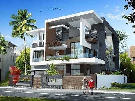 Exceptional Image Result For 3d Power Bungalow Elevation