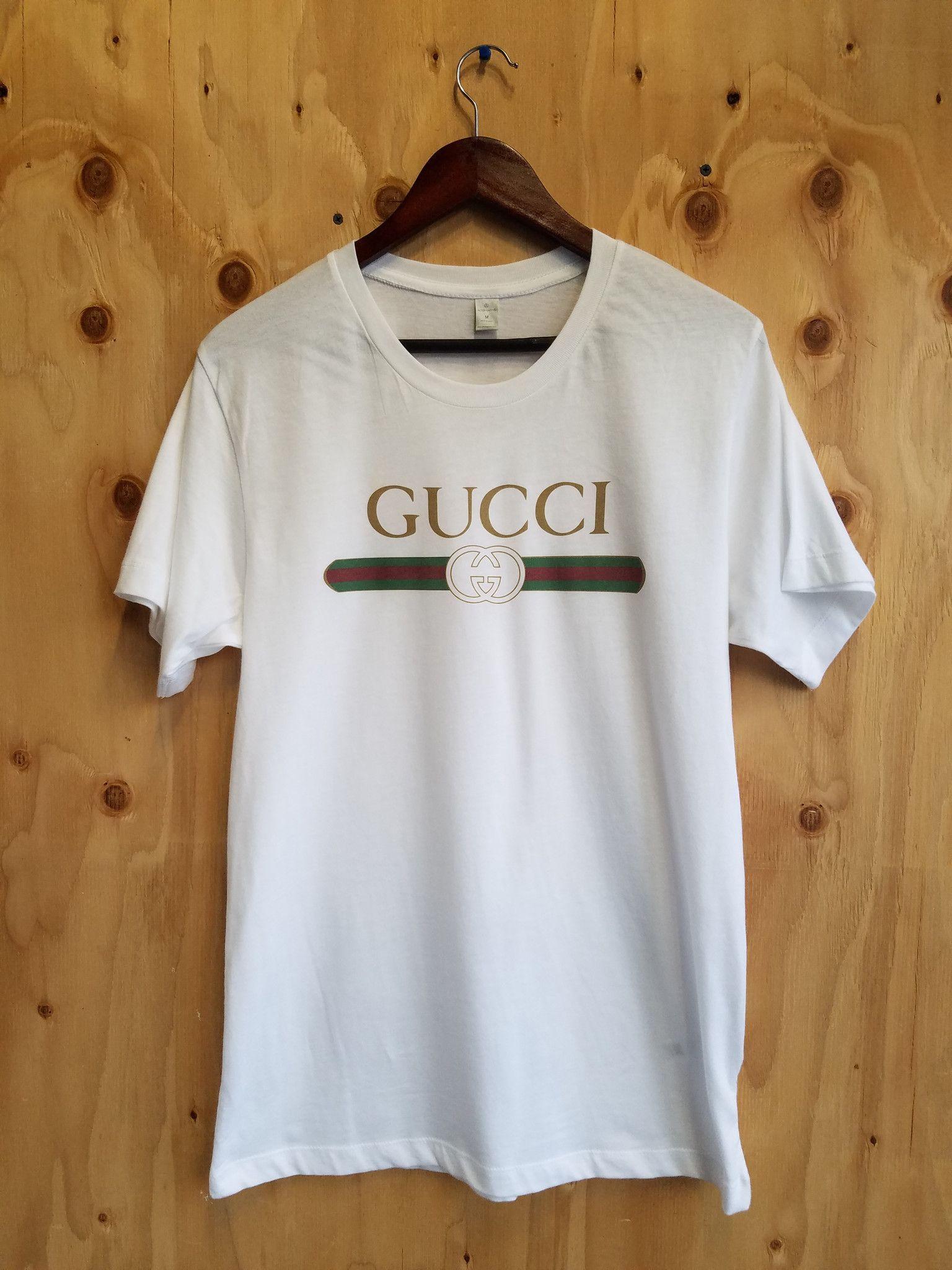 3b6f69e4a Organic Gucci Bootleg T-Shirt | california ootds | Gucci shirts ...