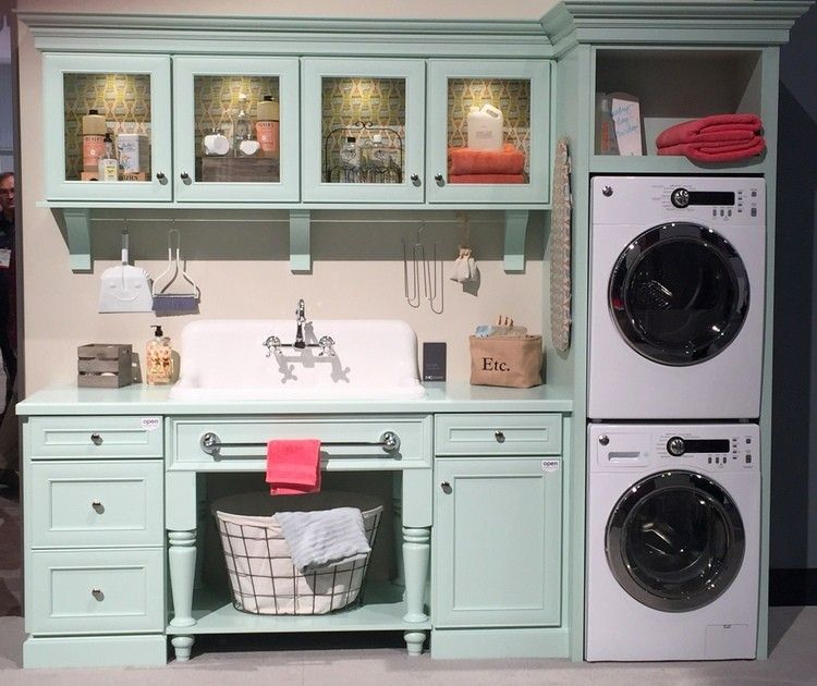 Top 10 Trending Laundry Room Ideas On Houzz: 2016 Kitchen Trends - It's Getting Personal