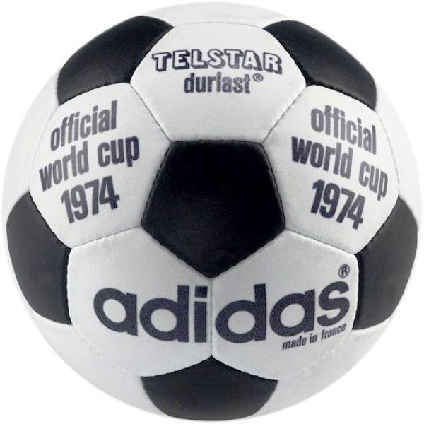 1974 Alemania - Balón Telstar Durlast
