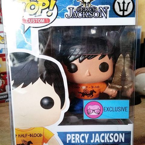 Image Result For Percy Jackson Funko Pop Percy Jackson