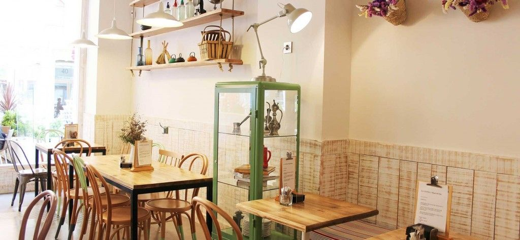 Ideas para decorar una pizzeria con palets