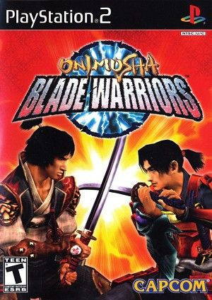 Onimusha Blade Warriors Sony Playstation 2 Game Gaming
