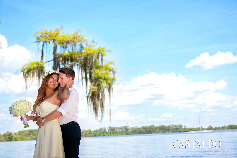 stunning wedding photography taken by castaldo studio located in