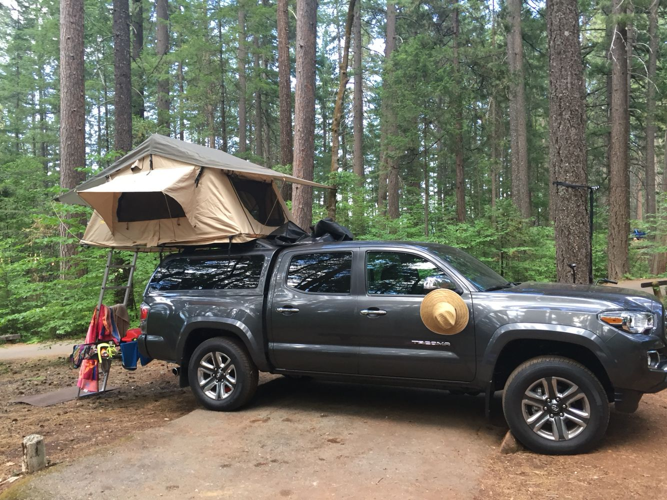 Best 25 Toyota Tacoma Roof Bcep2015nl