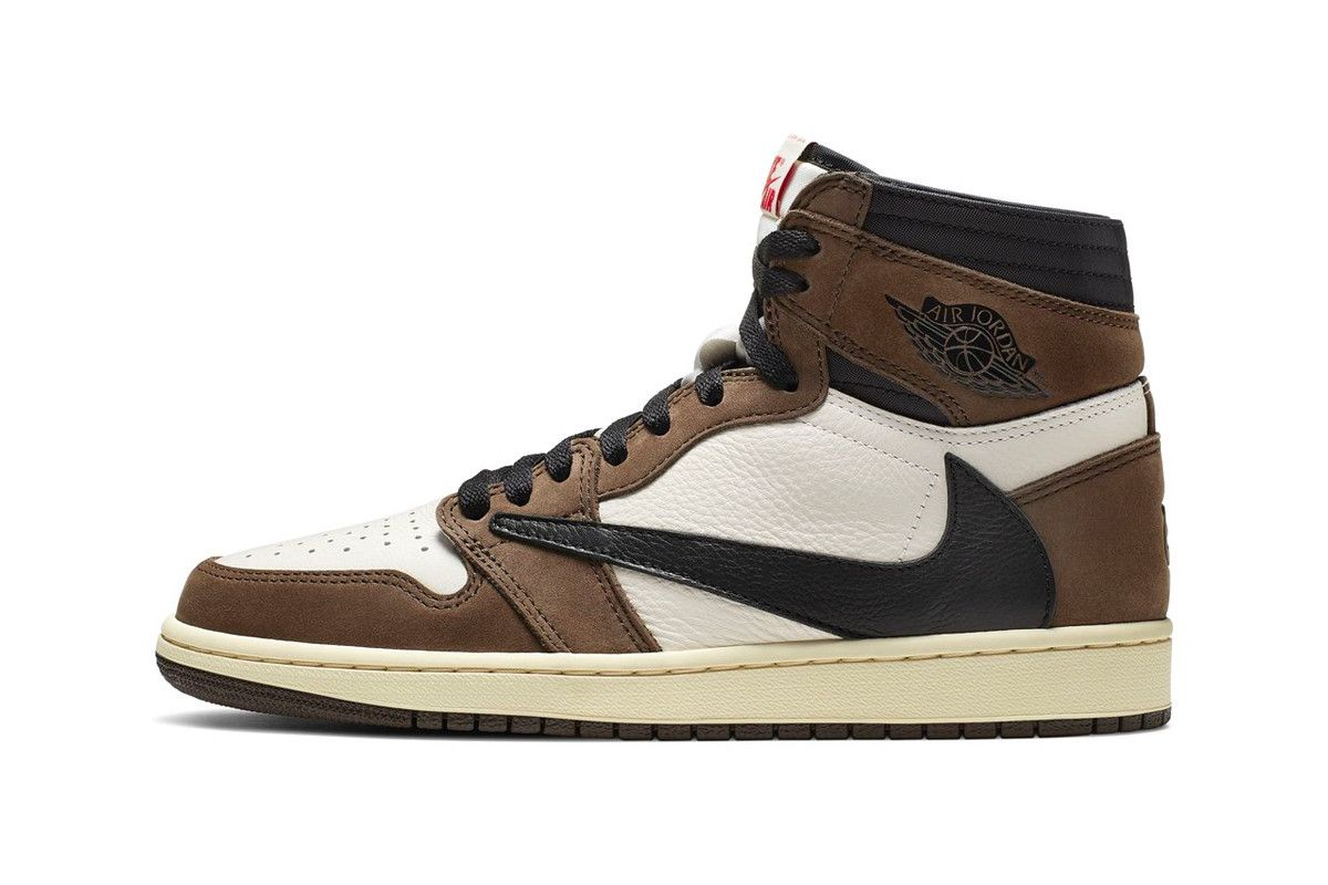 Travis Scott X Jordan 1 Cactus Jack Receives Surprise Nike Snkrs