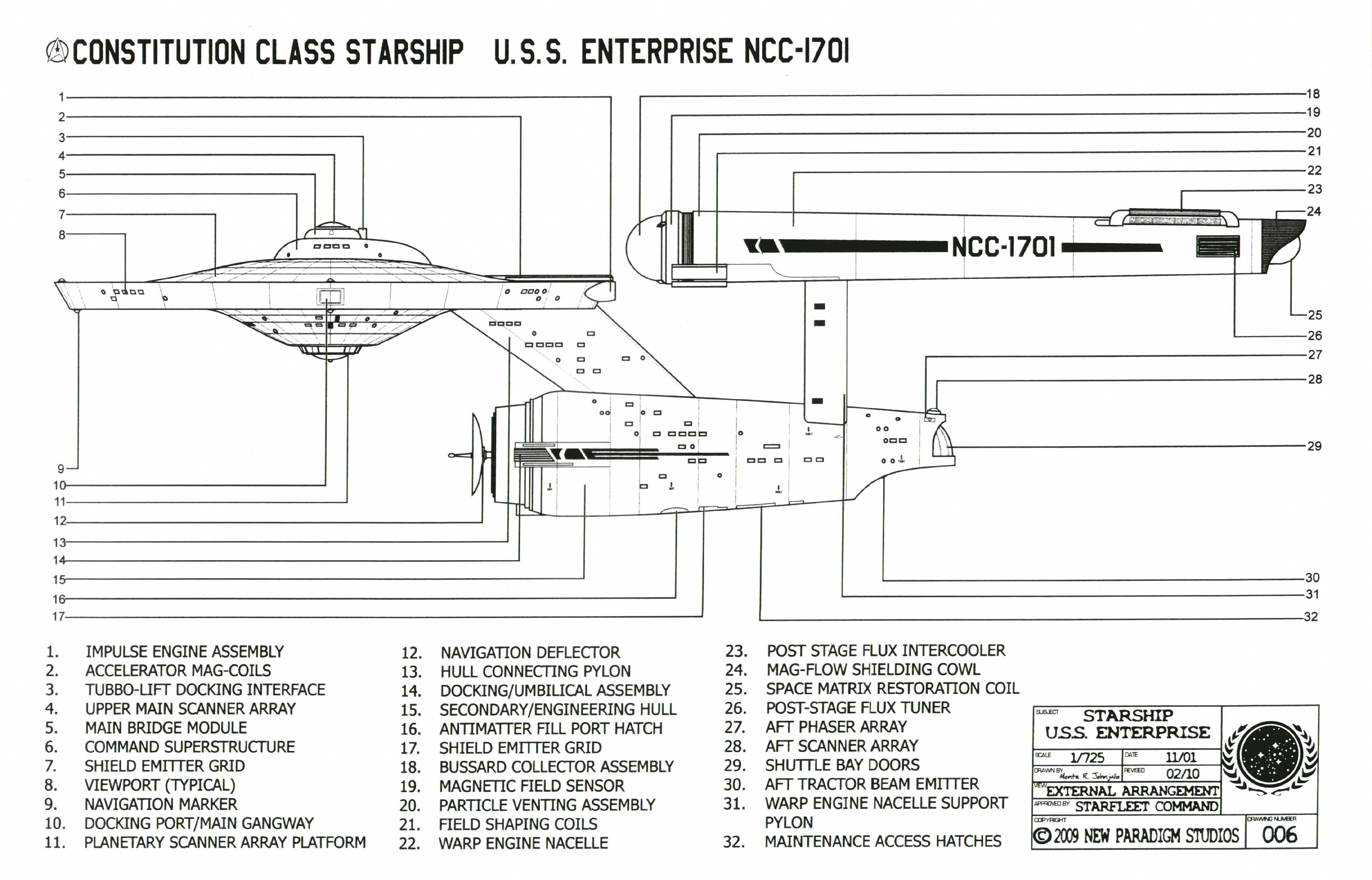 Star Trek LCARS Blueprint Database - Star Trek Blueprints ...   Star ...