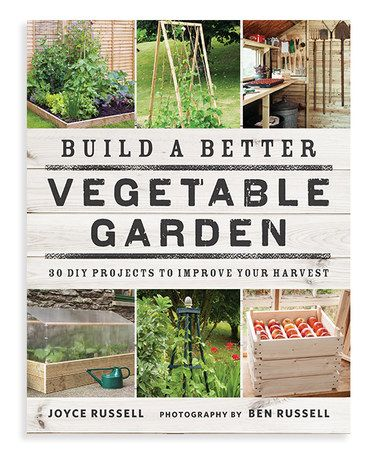 Loving this Build a Better Vegetable Garden Paperback on #zulily! #zulilyfinds
