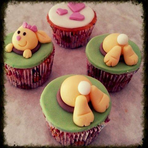 cup cakes páscoa