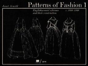 Amazon.com: Patterns of Fashion 1: Englishwomens Dresses