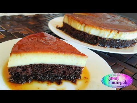 طريقة عمل كيكة قدرة قادر كيكة كريم كراميل Creme Caramel Cake Dessert Recipes Desserts Cupcake Cakes