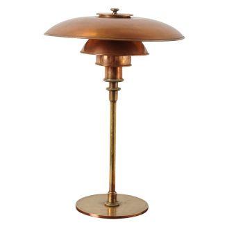 Lampe de table vintage PH 3/2 de Poul Henningsen, 1929. Le meilleur du design scandinave.