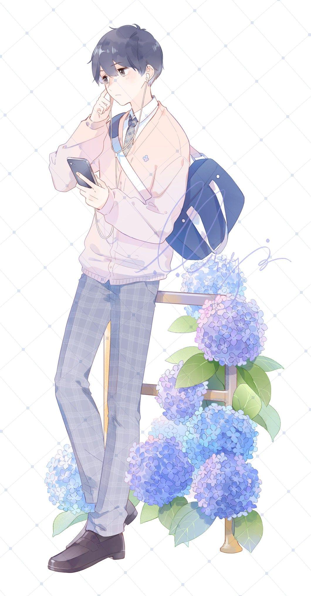 Ghim của Xian Yang trên anime trong 2020 Anime, Dễ
